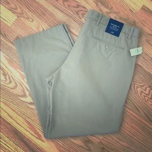 Gap Khaki Chino Dress Pants Work Office Relaxed